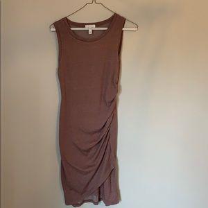 Women's small, light purple dress
